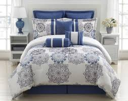 bedding set blue and grey bedding passionate full bed sets