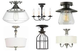 Low Ceiling Lighting Ideas These Gorgeous High Style Ceiling Lights Will Dress Up A Low