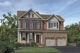 Impressive Design 7 Colonial Farmhouse Marlboro Ridge The Glen The Woodstock Home Design