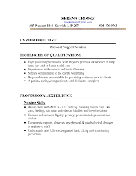 support worker objective receptionist resume objective berathen