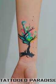 watercolor tree cover up by dopeindulgence on deviantart ed s