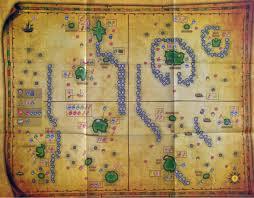The Legend Of Zelda A Link Between Worlds Map by Great Sea Zeldapedia Fandom Powered By Wikia