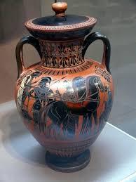 Greek Vase Painting Techniques Black Figure Pottery Technique U0026 Style Study Com
