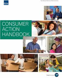 order your free copy of the 2017 consumer action handbook usagov