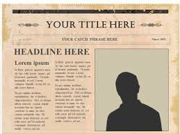 newspaper theme for ppt newspaper template for ppt roberto mattni co