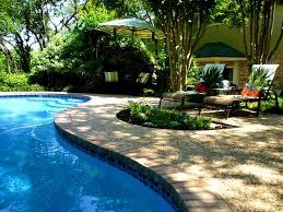 furniture appealing backyard landscaping ideas swimming pool