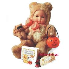 Baby Bear Halloween Costume Bitty Baby