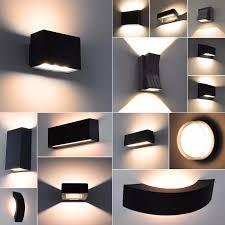 Wohnzimmer Lampen Ebay Led Aussenleuchte Wandleuchte Außenwanleuchte Wandlampe