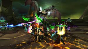 black temple map illidan the betrayer versus alliance the burning crusade raids