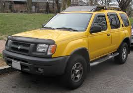 nissan mini 2000 2000 nissan xterra information and photos zombiedrive