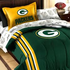 Green Bay Packers Bedding Set Green Bay Packers Bedding Set Clothtap