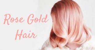 rose gold hair color we re rocking rose gold hair color all 2018 how to color