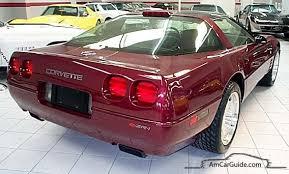 93 corvette zr1 chevrolet corvette 1984 1996 c4 amcarguide com