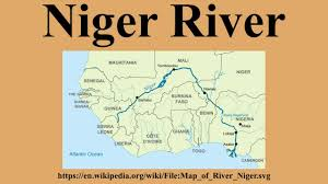 Niger Africa Map by Niger River Youtube