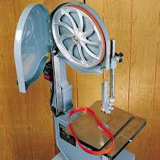 14 Band Saw Review Fine Woodworking by Urethane Band Saw Tire 14
