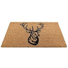 Come In And Go Away Doormat Uk Ambigram Door Mat Come In Go Away Amazon Co Uk