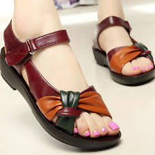 Comfort Sandals For Ladies Ankle Strap Sandals And Flip Flops For Women Ebay