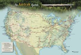 Portland Bus Map by Amtrak Routes Guide New York Philadelphia Dc Wanderu