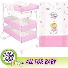 Baby Changing Table With Bath Tub Baby Changing Unit Station With Bath Tub Changing Mat Nappy
