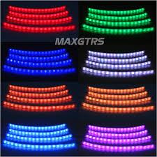 music led strip lights 7 colors car rgb led strip light music control led strip lights