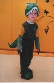 Halloween Costumes Dinosaur Golden Weapons Stored Backpack Lloyd U0027s