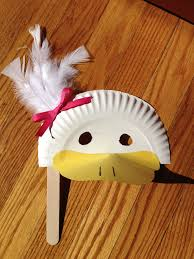 paper plate duck mask crafts pinterest duck mask and craft