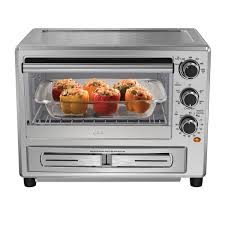 Oster Stainless Steel Oster Toaster Oven Oster Stainless Steel Convection Oven With Pizza Drawer