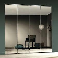 Mirrored Folding Closet Doors Closet Mirror Bifold Closet Doors A Homeowners Touch Updating Bi