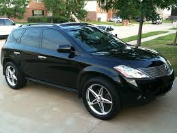 murano nissan black gcv1963 2004 nissan murano specs photos modification info at