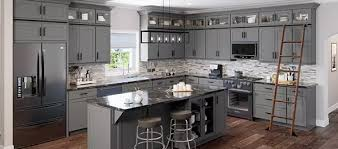42 inch white kitchen wall cabinets grey shaker