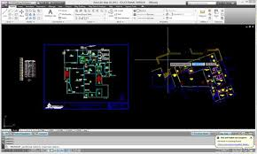 Floor Plan Using Autocad Creating Basic Floor Plans From An Architectural Drawing In