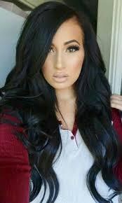 saphire black hair pinterest nattat74 make up pinterest makeup hair goals and