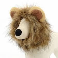Dog Halloween Costume Lion Mane Popular Lions Mane Buy Cheap Lions Mane Lots China Lions Mane
