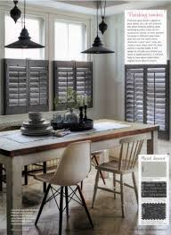 period homes and interiors grey shutters in period homes and interiors in the press