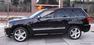 jeep srt8 reliability black grand srt8 my car but with black rims we