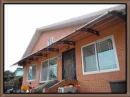 How To Build A Wood Awning Over A Deck D I Y Do It Yourself Type Awning That Anyone Can Set Up And