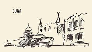 cuba street clip art vector images u0026 illustrations istock