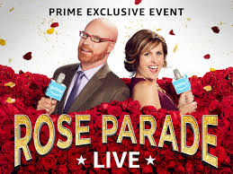 will ferrell and molly shannon to host the rose parade for amazon