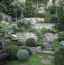 garden retaining wall ideas dunneiv org
