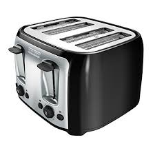 Under Cabinet 4 Slice Toaster Toaster 4 Slice Best Rated Amazon Com