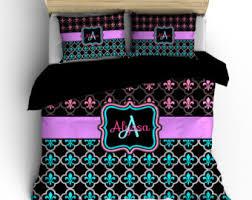 Girly Comforters Girly Bedding Etsy