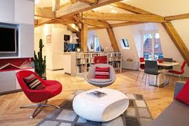Loft Living Room by Decorating Your Home Decoration With Creative Stunning Loft Living
