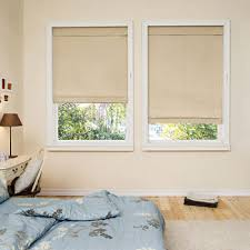 Thermal Lined Roman Blinds Roman Shades Energy Efficient U0026 Blackout For Window Jcpenney