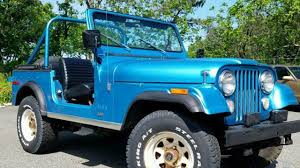 old white jeep wrangler jeep cj 7 classics for sale classics on autotrader