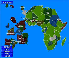 africa map all countries bill kerr africa map