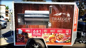 Traeger Grill Out Extreme Backyard Designs - Extreme backyard designs