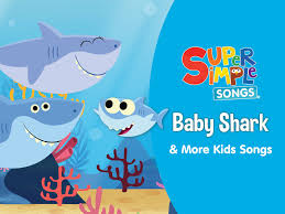 baby shark song free download amazon com baby shark more kids songs super simple songs super