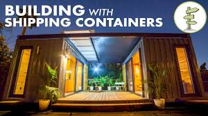 building amazing homes u0026 mobile spaces using shipping containers