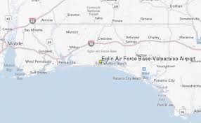 eglin afb map eglin air base valparaiso airport weather station record