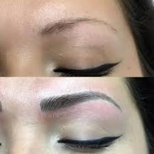 3d hair stroke eyebrow tattoo 3d hair stroke semi permanent